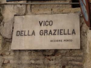 Vico della Graziella - Napoli
