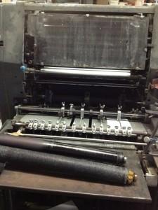 L'arte del tipografo
