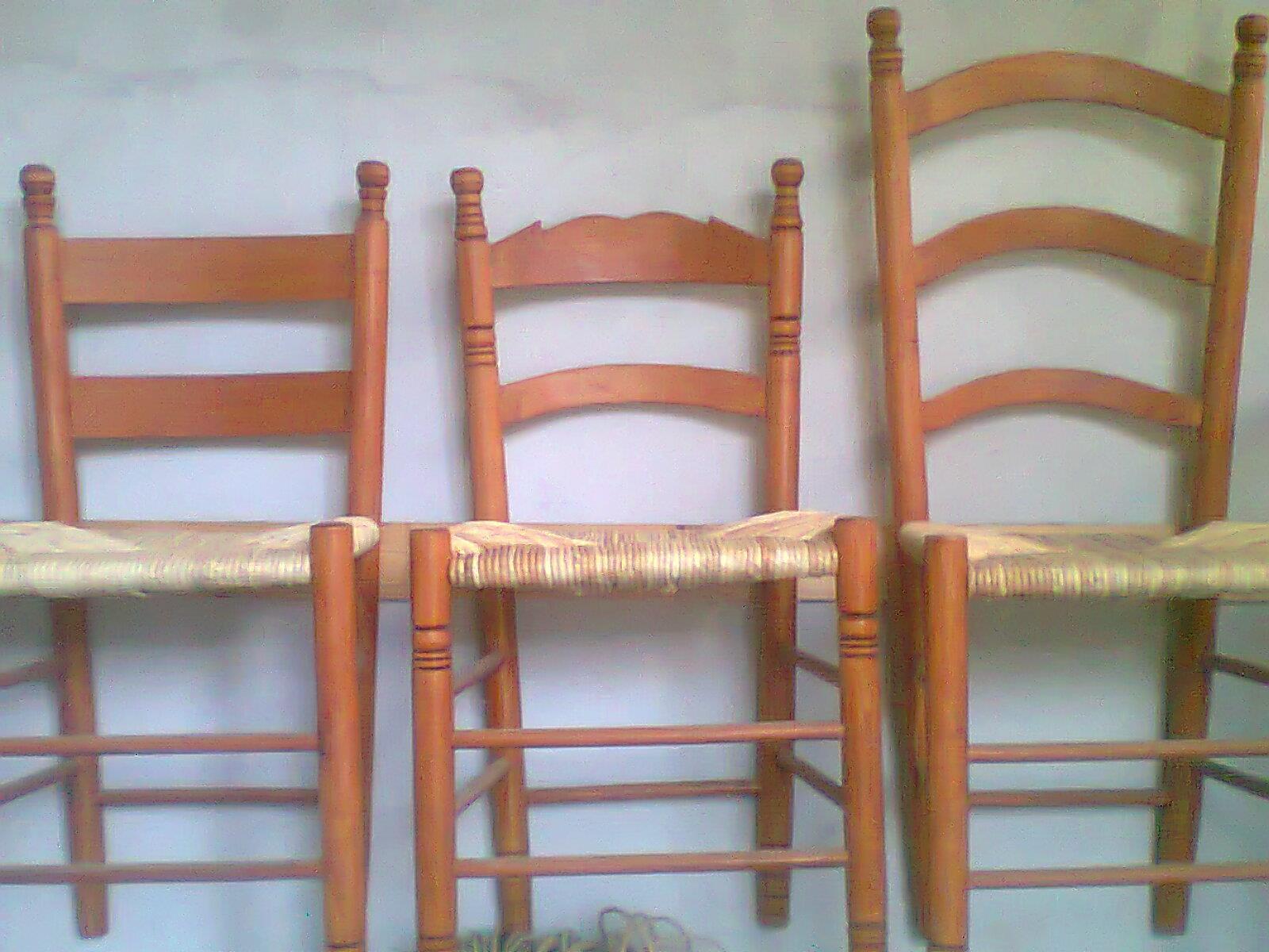 La sedia impagliata di cori artigianato lazio artigianato italiano