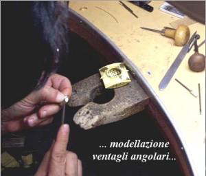 """Chiusura per collana in stile """"Ori di Taranto"""" - Fase 3a"""